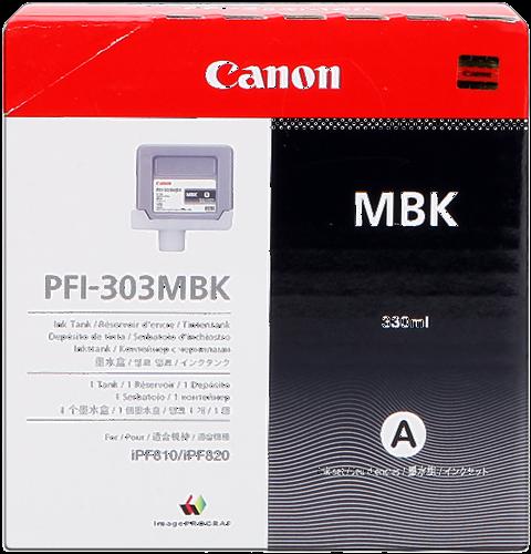 Canon PFI-303bk