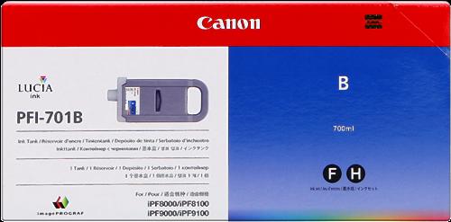 Canon PFI-701b