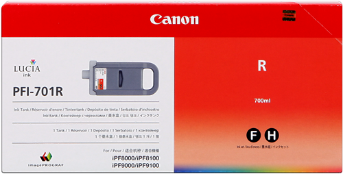 Canon PFI-701r
