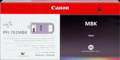 Canon PFI-702mbk