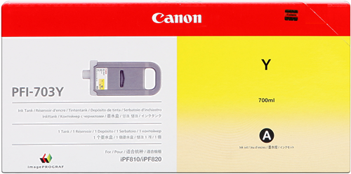 Canon PFI-703y
