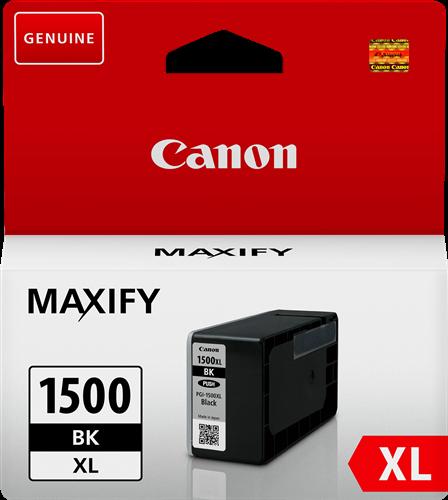 Canon PGI-1500bk XL