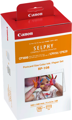 Canon Selphy CP-1000 RP-108