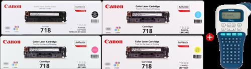 Canon 718 MCVP