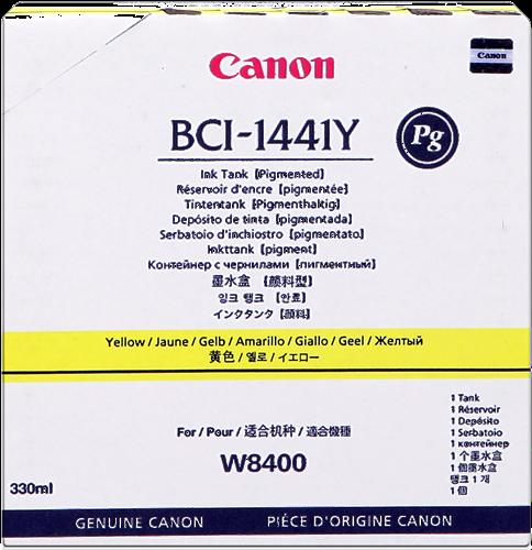 Canon W-8400P BCI-1441y