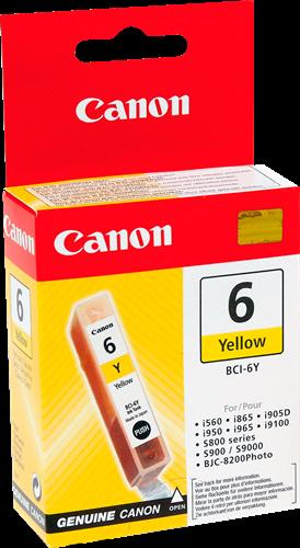 Canon BCI-6y
