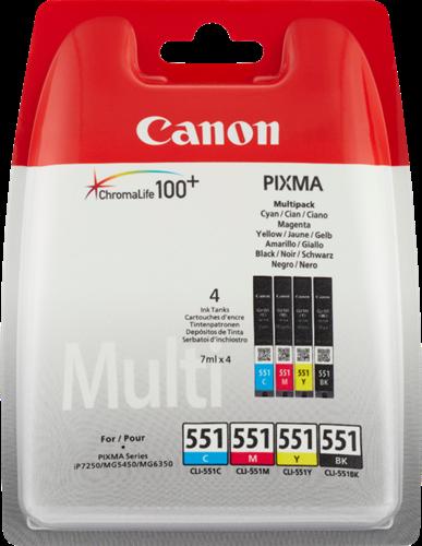 Canon Multipack CLI-551 cmybk