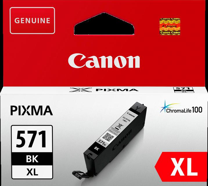 Druckerpatrone Canon CLI-571bk XL