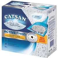 Catsan Active Fresh Klumpstreu - 8 l (104282)