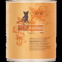Catz finefood Katzenmenüs - 800 g - No. 9 - Wild (008013)