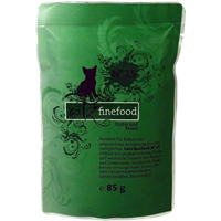 Catz finefood Katzenmenüs - 85 g - No. 15 - Huhn & Fasan (008214)