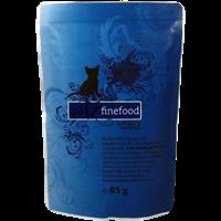 Catz finefood Katzenmenüs - 85 g - No. 17 - Geflügel & Garnelen (008245)