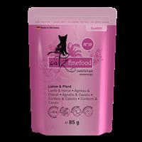 Catz finefood No. 19 - Lamm & Büffel 85g (008276)