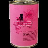 Catz finefood Katzenmenüs - 400 g - No. 21 - Lamm & Pferd (008290)