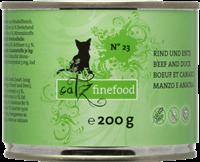 Catz finefood Katzenmenüs - 200 g