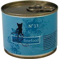 Catz finefood Katzenmenüs - 200 g - No. 13 - Hering & Krabben (008637)