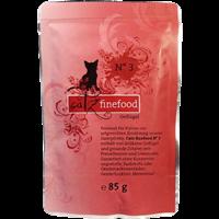 Catz finefood Katzenmenüs - 85 g