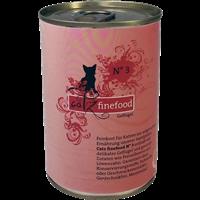 Catz finefood Katzenmenüs - 400 g