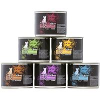 Catz finefood Purrrr Multipack - Dosen - 6 x 200 / 190 g (01406985)