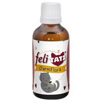 CdVet feliTatz DarmFlora - 50 ml (1405)
