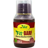 CdVet Fit-Barf Dorschlebertran - 100 ml (4040056040953)