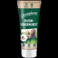 Christopherus Putenleberwurst - 75 g (4005784030805)