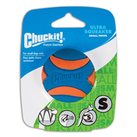 Chuckit Ultra Squeaker Ball - 1er Pack