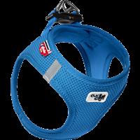 Curli Vest Geschirr Air-Mesh - blau