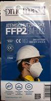 DMC Mask FFP2 Masken (CE1463), 3er Pack