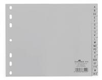 DURABLE Kunststoff-Register A-Z