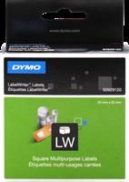 Etiquettes DYMO S0929120