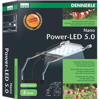 Dennerle Nano Power-LED 5.0 - 1 x 12 Stück (5710)
