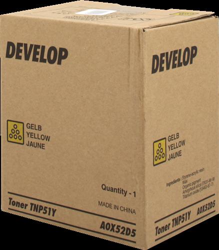 Develop A0X52D5