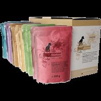 Dogz finefood Multipack - Pouches - 12 x 100 g (079925)