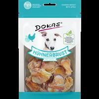 Dokas Hühnerbrustfilet mit Apfel - 70 g (200304)