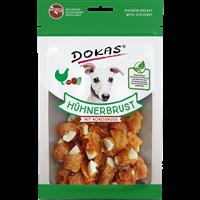 Dokas Hühnerbrust mit Kokosnuss - 60 g (203183)