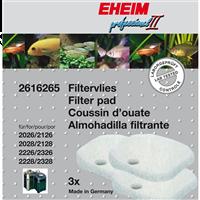 EHEIM Filtervlies für Experience/Professionel 350 - 3 Stück (4011708260463)