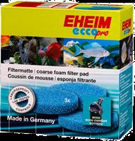 EHEIM Filtermatte für Ecco/Ecco Comfort/Ecco Pro - 3 Stück (4011708260487)