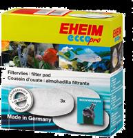 EHEIM Filtervlies für Ecco/Ecco Comfort/Ecco Pro - 3 Stück (4011708260494)