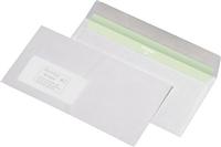 Envirelope BU , weiß, DL, oF, HK, 80g Envirelope CO2-frei 227640