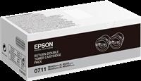 zestaw Epson 0711