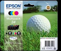 Multipack Epson 34