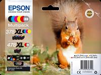 zestaw Epson 378XL / 478XL