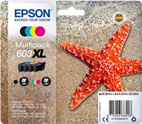 Multipack Epson 603XL