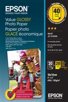 Papel fotográfico Epson C13S400044