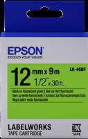 taśma Epson LK-4GBF