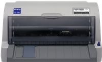 Stampante ad ago Epson LQ-630