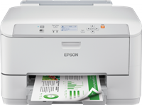 Imprimante à jet d'encre Epson WorkForce Pro WF-5110DW