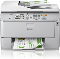 Dipositivo multifunción Epson WorkForce Pro WF-5620DWF