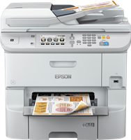 Multifunktionsdrucker Epson WorkForce Pro WF-6590DWF